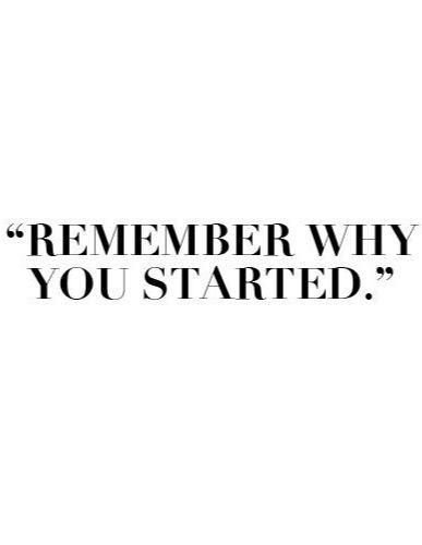 rememberwhy