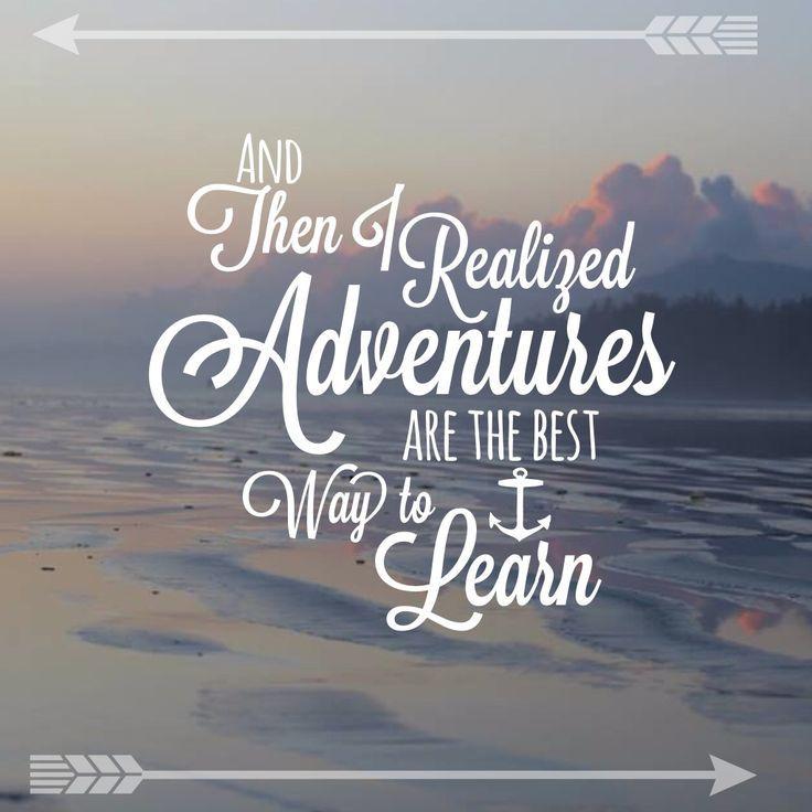 adventurestolearn