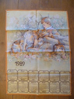 A tea towel from the year of Cason's birth is the sweetest sentimental gift for our new kitchen! http://www.etsy.com/registry/MTYwNjk3Mnw3OTAxNzc1/