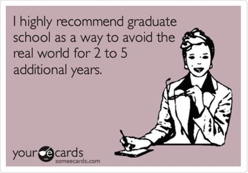 Graduate School A Thousand New Paths